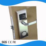 ハンドルが付いている優雅なデザインステンレス鋼の機密保護のホテルのドアロック