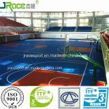 동남 아시아에 있는 최신 판매를 마루청을 까는 고무 농구장
