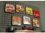 Горячая продавая металлическая пластинка знака металла знака олова для декора стены