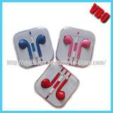 Multicolore per la cuffia avricolare del trasduttore auricolare di iPhone (10P005)