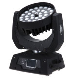36*15W RGBWA 6in1 UV LED Moving Head Zoom Moving Head Wash Stage Light