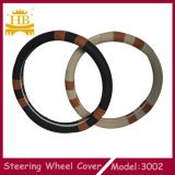 Ledernes Steering Wheel Cover, Available in Three Different Colors