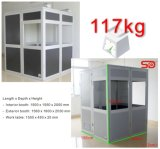 Singden Hot Sale Interpreter Booth com caso Flight (SI-B003)