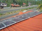Système d'énergie solaire de système d'alimentation solaire de la qualité 5kw 10kw