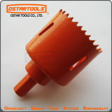 51mm HSS Individual Bi-Metal Hole Saws Built-in Arbor