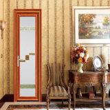 Дверь качания высокого качества бортовая повиснутая алюминиевым прикрепленная на петлях Casement (FT-D70)