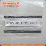 Cuchillos eléctricos reversibles portables de la alisadora de la lámina de la alisadora