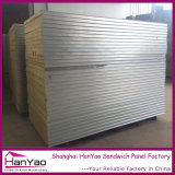 カスタマイズされる壁のための耐火性の鋼鉄岩綿サンドイッチパネル