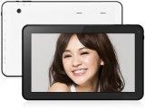 Nuevo diseño de 10,1 pulgadas A33 Quad Core Touch Tablet con Bluetooth 1024 * 600 píxeles táctil capacitiva Panel Tablet