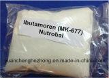 Sarmsの口頭で管理された成長のhor Ibutamoren Nutrobal Mk677 CAS: 159752-10-0