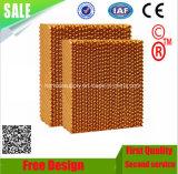 온실 가금 장비 7090 벌집 증발 냉각 패드