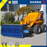 Skid Steer Loader Xd380에 소형 Auger