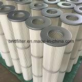 Cartucho del filtro de aire para la planta de la Caliente-Galvanización