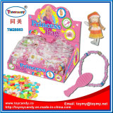 Princesse de plastique Bag Girls Toy avec Cnady