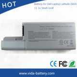 Laptop van de vervanging Batterij voor de Precisie M65 M4300 van de Breedte van DELL D820 D830 D531
