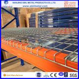Decking do fio do feixe da etapa do metal do armazenamento de 2016 armazéns