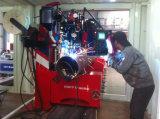 管の製造の溶接機