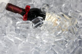 Fabricant de glace commercial comestible de tube de 5 tonnes/jour pour l'usine de glace/Resturant