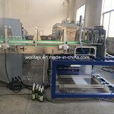 De automatische Thermo het Verwarmen Verpakkende Machine van de Film van de Kleur (wd-150C)