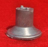 Части заливки формы постамента алюминиевые