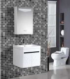 Nuovo PVC Bathroom Vanity di Wall Mounted con Mirror Cabinet