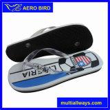 Ботинки сандалии PE высокого качества печати флага Angala для людей