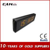 [Ganxin] steuern 1.8inch Wand-Taktgeber-Digital-Zeit-Taktgeber der Dekoration-LED modernen automatisch an