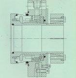 Selo mecânico para a indústria alimentar (Hz3)