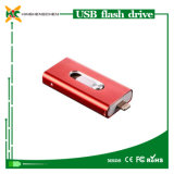 OTG USB Flash Drive para iPhone USB Pen Drive