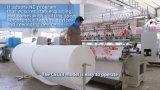 110 polegadas máquina estofando computarizada industrial de cobertor e de colchão