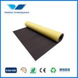 PVC 지면을%s 튼튼한 자동 접착 밑받침