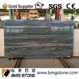 Geflammter + aufgetragener China-Aschen-hölzerner Granit, chinesischer dunkler grauer Granit
