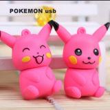 Wohler Waren Pokemon Entwurfs-Karton USB grelles Pendrive