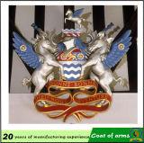 Populäres 3D Horse Emblem mit Aluminum Material