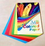 papier de couverture différent de couleurs de 225GSM A4