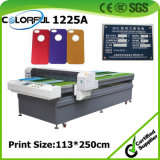 Thin Aluminum Sheet Flatbed Digital Printer/ Tin Inkjet Printer for Sale
