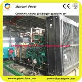 높은 Quality 761kVA/560kw Biogas /Natural Gas /Biomass Gas Generator