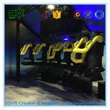 De elektrische 9d Bioskoop van de Werkelijkheid van de Bioskoop van Vr van de Rit van het Vermaak Vliegende 9d Virtuele met het Systeem van de Motie