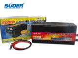 Inverseur de la fabrication 24V 220V 2500W de Suoer avec le chargeur (HAD-2500D)