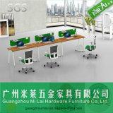 Mobília de escritório da divisória do escritório da mesa de escritório do preço atrativo
