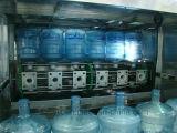 Cadena de producción automática completa del agua potable de 5 galones máquina
