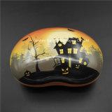 Олово серии Halloween упаковывая кладет коробки в коробку металла (B001-V23)