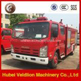 Serie mini 2, 000 litri di Isuzu 600p di camion dei vigili del fuoco