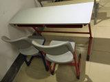 고품질 대중적인 두 배 학교 책상 및 의자 (SF-15D)