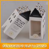 Caixa de exibição de sapatos de papel para bebê