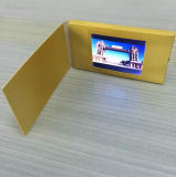 Biglietto da visita innovatore di Video con 2.4inch Screen, Customized Printing