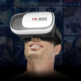 De hete Verkopende Echte Virtuele Glazen Van uitstekende kwaliteit van de Doos Vr van de Werkelijkheid van het Karton Google Virtuele 3D
