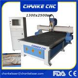 Maquinaria de carpintería del CNC para el corte de etiquetado del material de publicidad