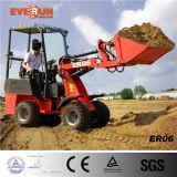 Everun Marke Hoflader CER Bescheinigung verwendete Traktor-Ladevorrichtung