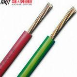 Alambre eléctrico trenzado y cable del PVC del conductor de cobre